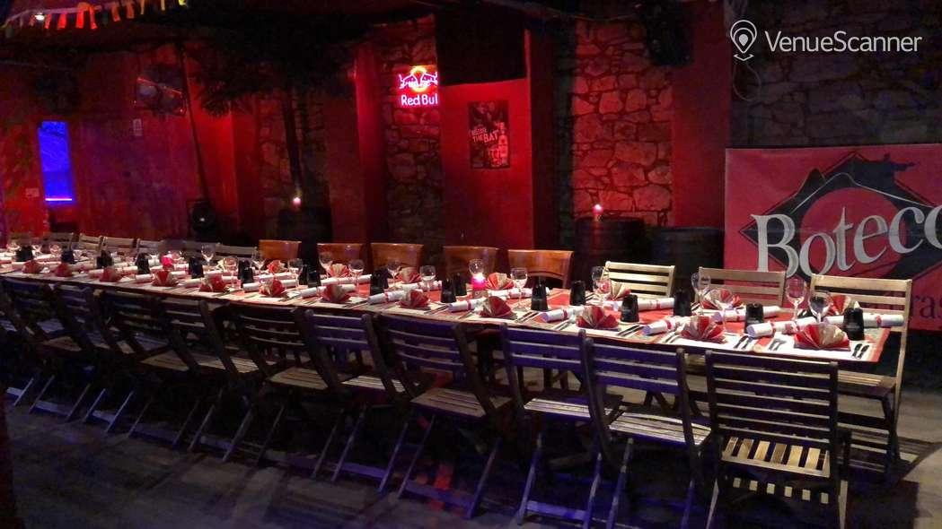 Hire Boteco Do Brasil - Edinburgh Club Room 1