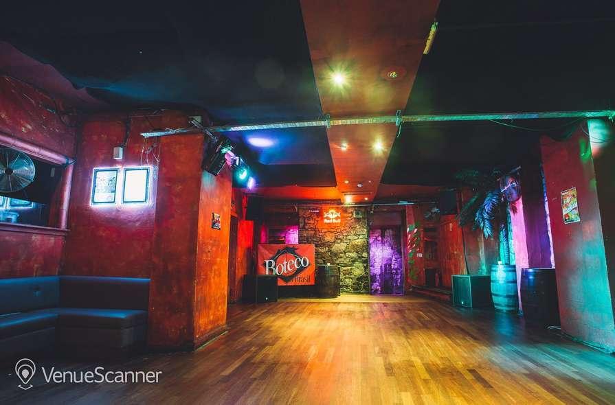 Hire Boteco Do Brasil - Edinburgh Club Room 7