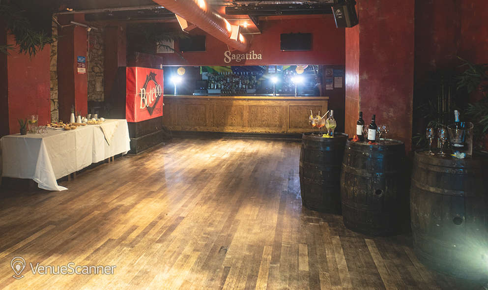 Hire Boteco Do Brasil - Edinburgh Club Room 2