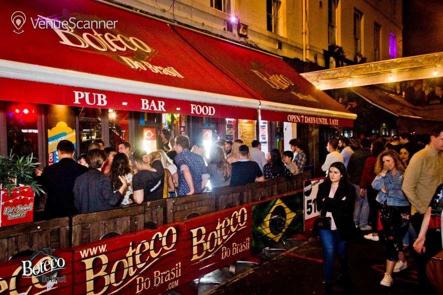 Hire Boteco Do Brasil - Edinburgh Club Room 4