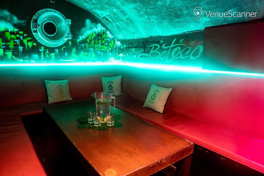 Hire Boteco Do Brasil - Edinburgh Club Room 5