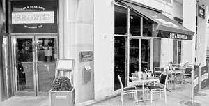 Browns Bar & Brasserie Kingston, Wedding Hire