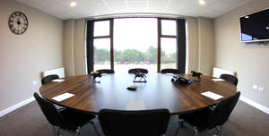 Chapel Field Conference Suites, The Suffolk Board Room.