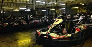 TeamSport Indoor Karting, West London, Exclusive Hire