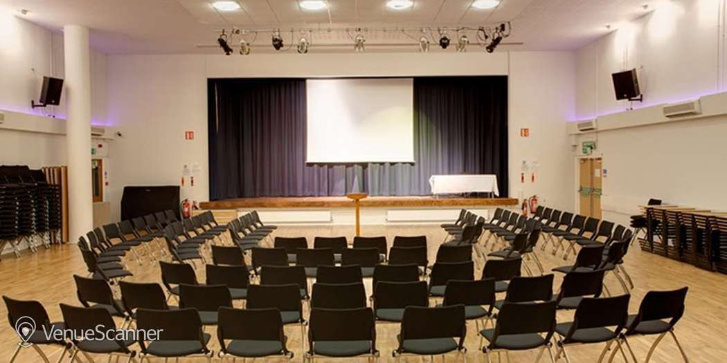 Hire Baden Powell House Events Hall 1