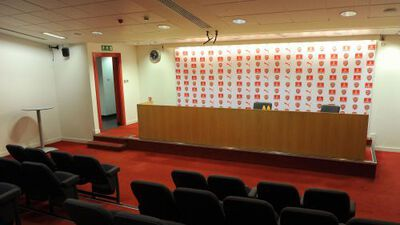 Arsenal Football Club, Media Centre