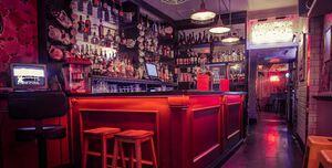 Simmons | Mornington Crescent, Full Venue