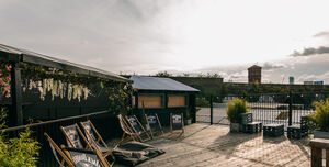 The Mill, Roof Terrace