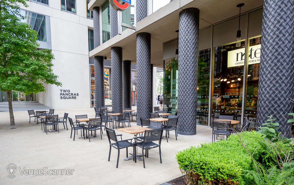 Hire Notes Coffee Roasters & Bars Kings Cross Mezzanine 2