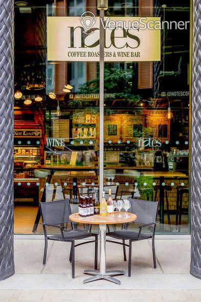 Hire Notes Coffee Roasters & Bars Kings Cross Mezzanine