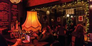 The Ten Bells, Upstairs Cocktail Bar