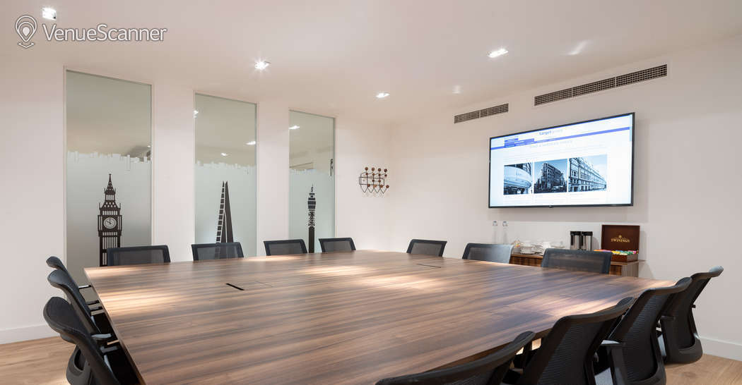 Hire Target Space Holborn 14 Person Meeting Room 1