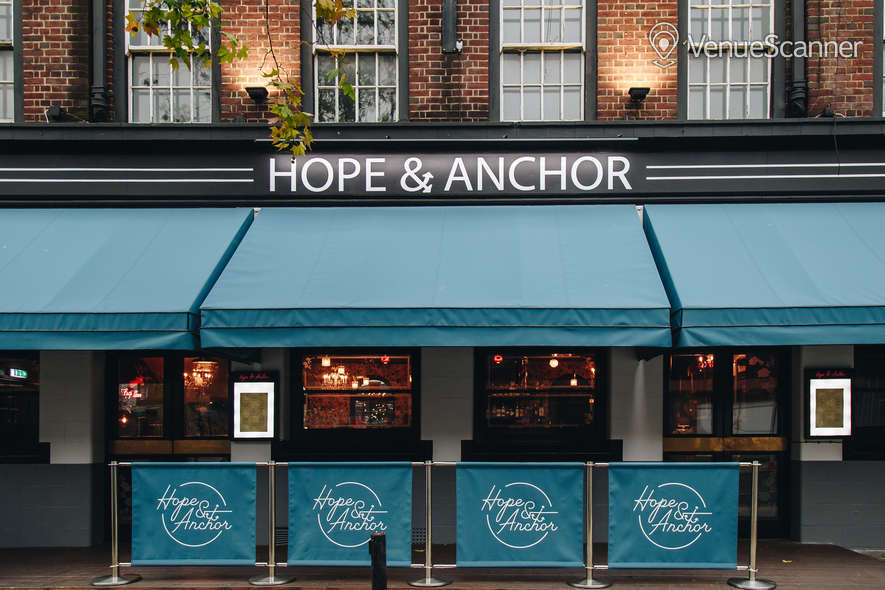 Hire Hope And Anchor Rocks Room 4