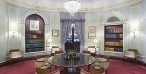 The Caledonian Club, Oval Room