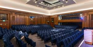 IET London: Savoy Place, The Kelvin Lecture Theatre