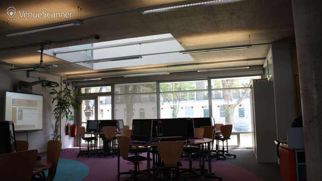 Hire Camden City Learning Centre Open Area 3