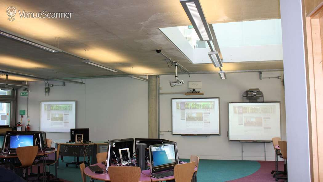 Hire Camden City Learning Centre Open Area