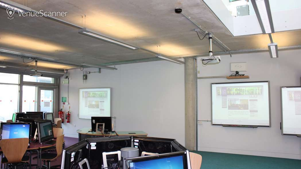 Hire Camden City Learning Centre Open Area 1