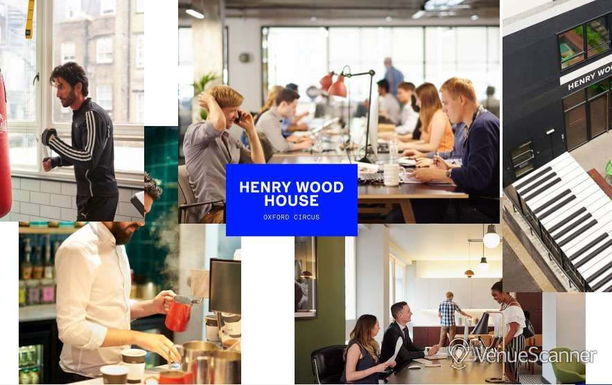 Hire The Office Group Henry Wood House Meeting Room 4 & 5 1