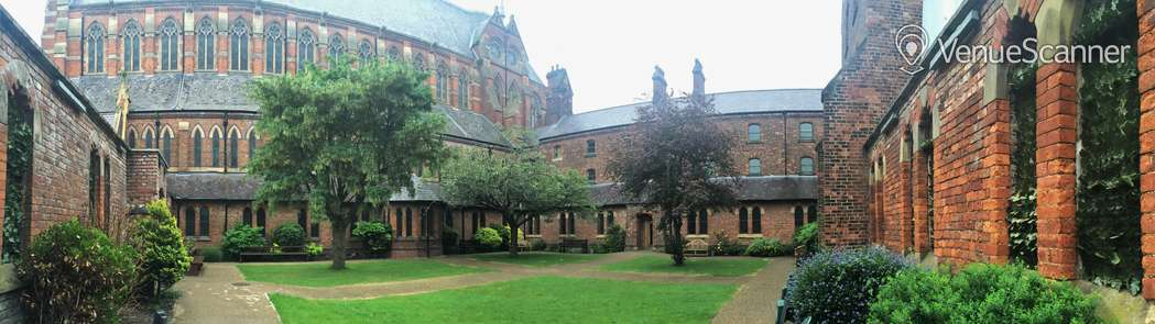 Hire The Monastery Manchester Great Nave 5