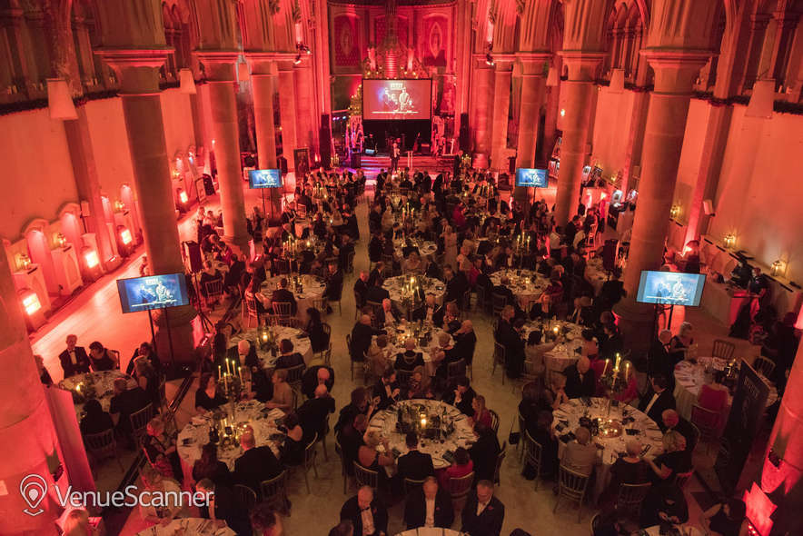 Hire The Monastery Manchester Great Nave 4