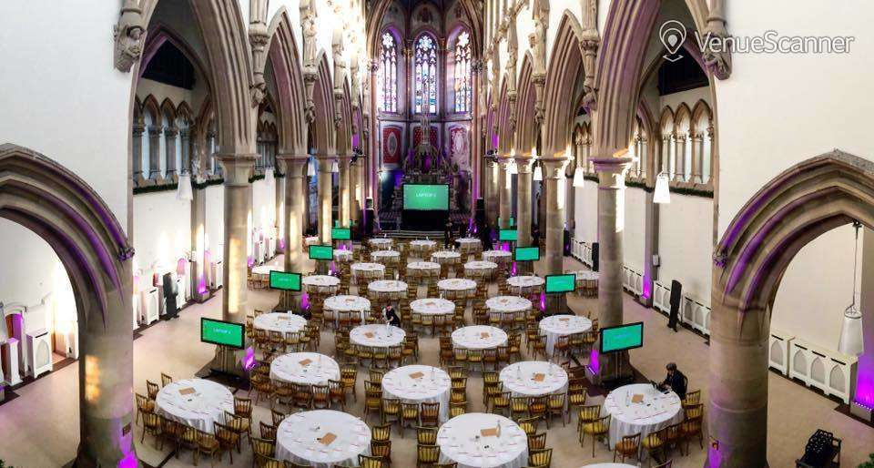 Hire The Monastery Manchester Great Nave