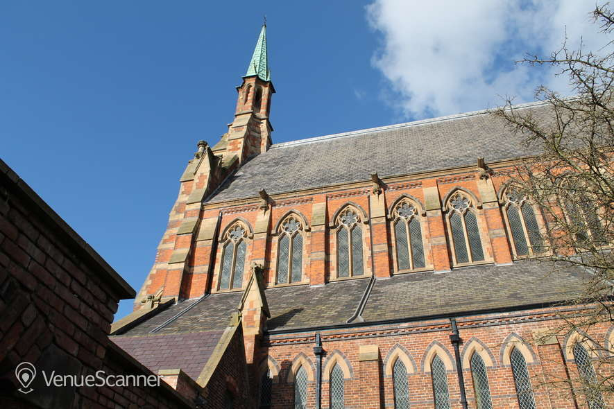 Hire The Monastery Manchester Great Nave 6