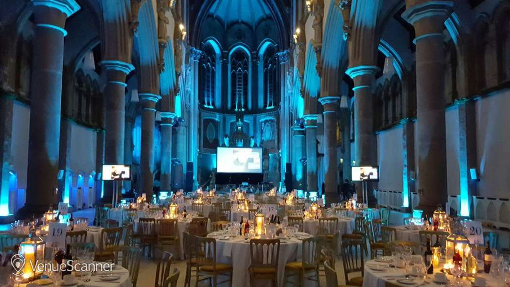 Hire The Monastery Manchester Great Nave 3