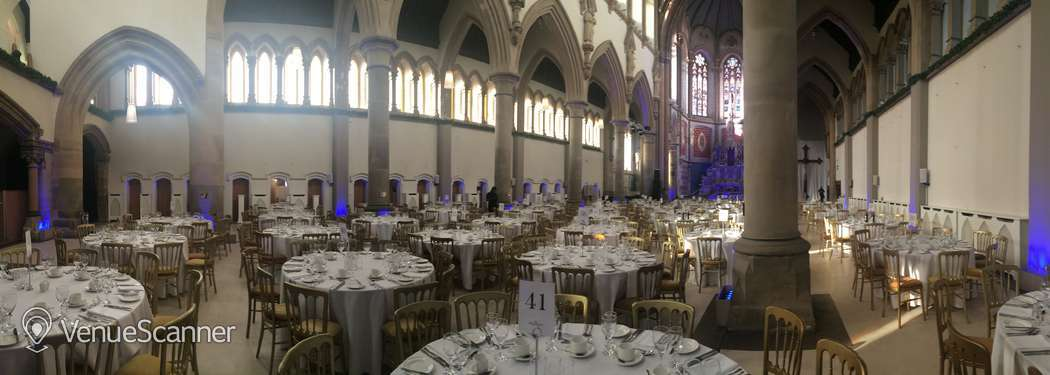 Hire The Monastery Manchester Great Nave 2
