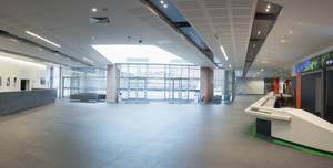 Manchester Central, Charter Foyer