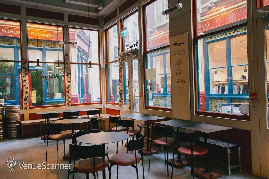 Hire We Grill & Crafty Fellas Restaurant