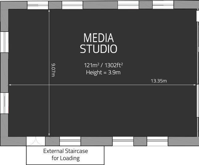 Price Studios Ltd - Media Studio | Venue Hire