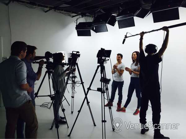 Hire Price Studios Ltd TV Studio 1 4