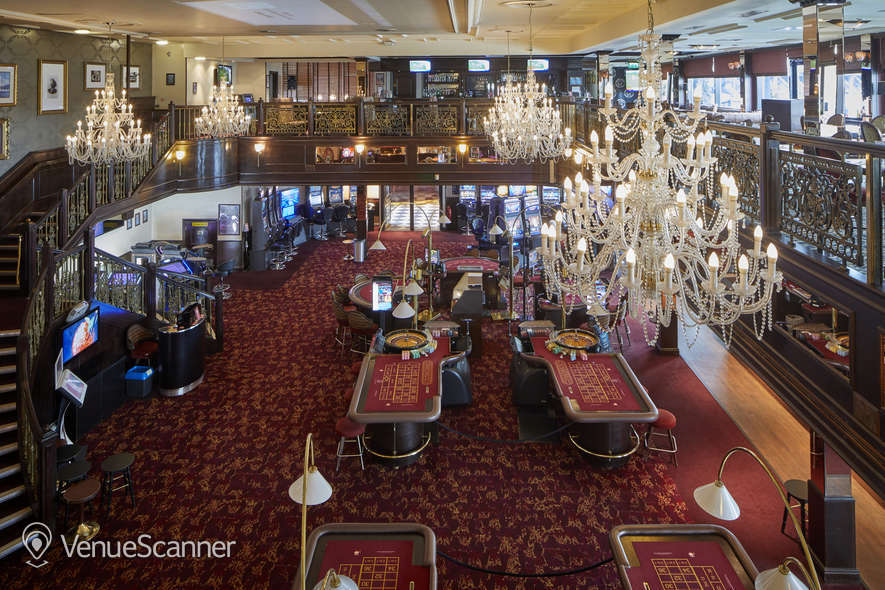 Hire Grosvenor Casino Glasgow Riverboat Red Room 3