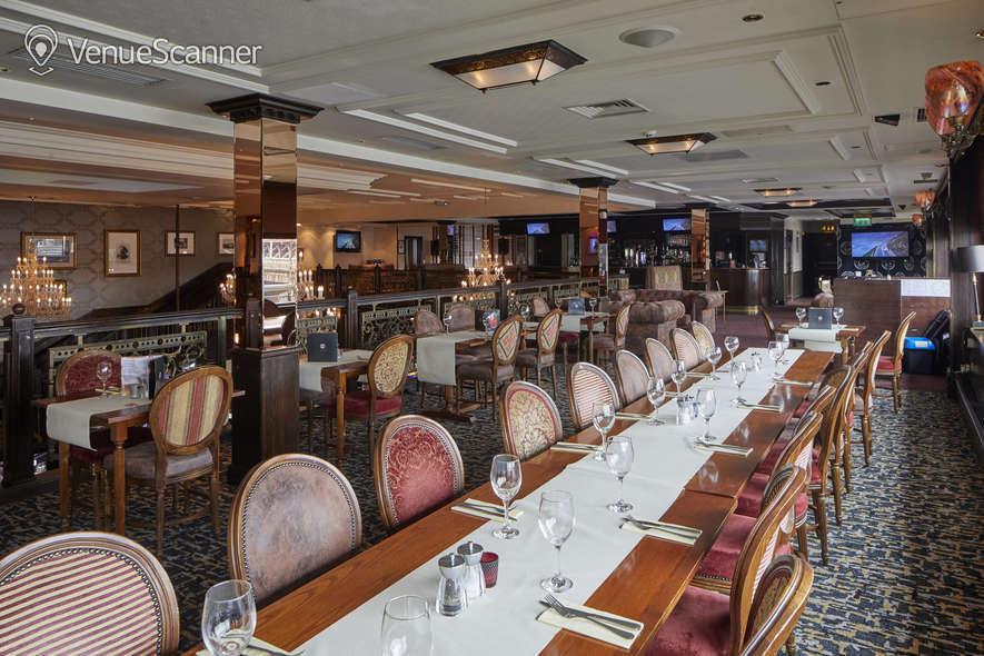 Hire Grosvenor Casino Glasgow Riverboat Restaurant 1
