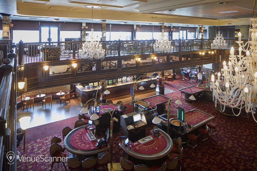 Hire Grosvenor Casino Glasgow Riverboat Red Room 4