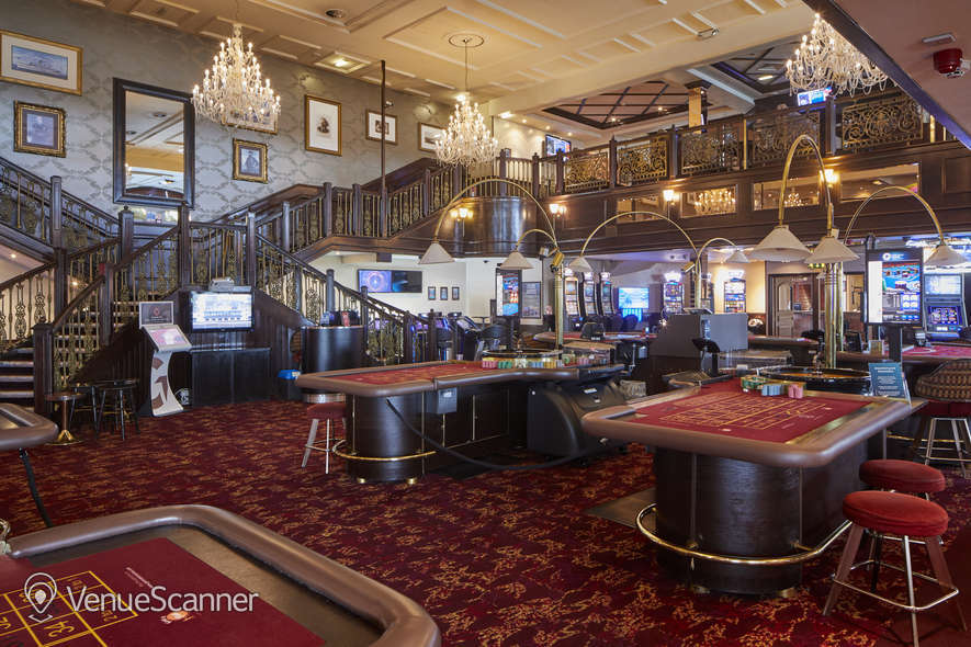 Hire Grosvenor Casino Glasgow Riverboat Red Room 5