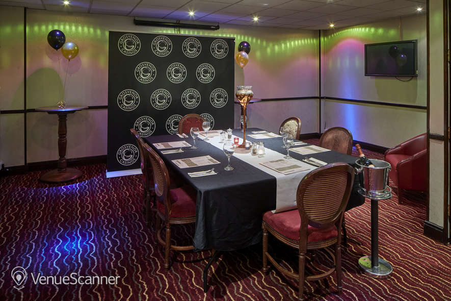 Hire Grosvenor Casino Glasgow Riverboat Red Room 2