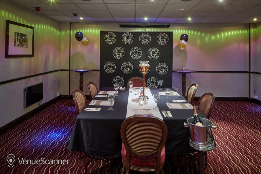 Hire Grosvenor Casino Glasgow Riverboat Red Room 1