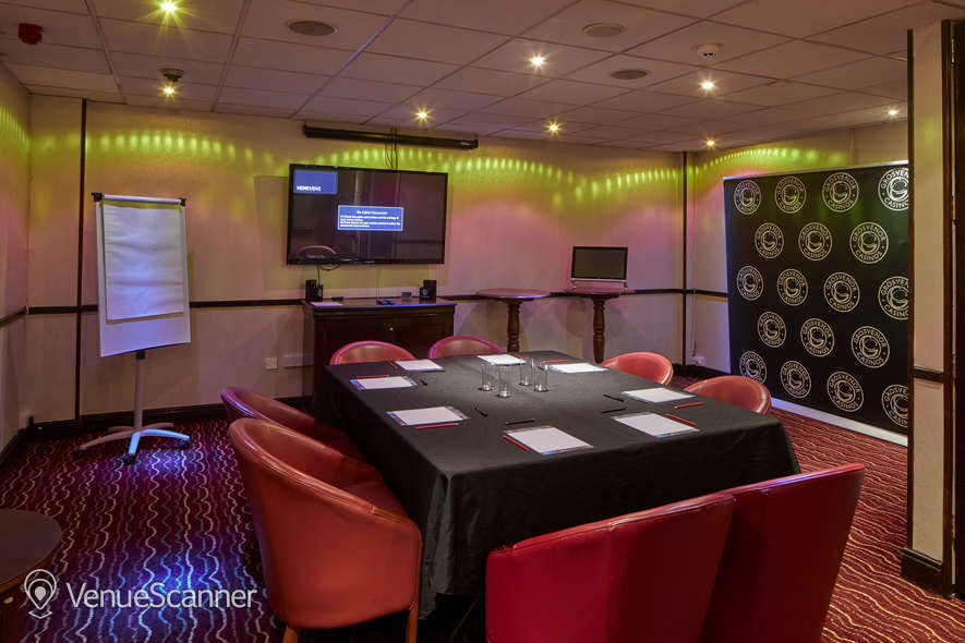 Hire Grosvenor Casino Glasgow Riverboat Red Room