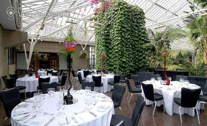 Hire Barbican Conservatory Terrace
