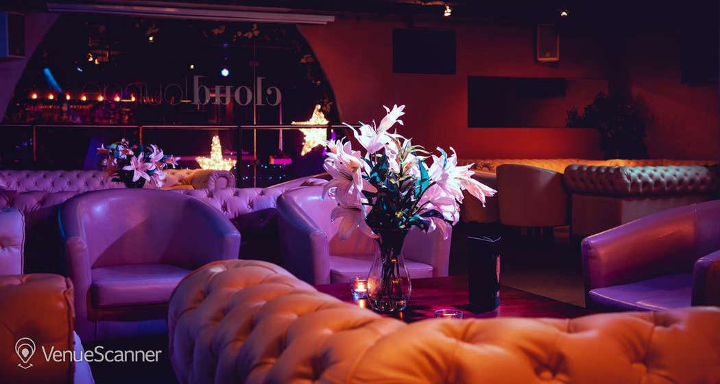 Hire Tiger Tiger Cloud Lounge 5