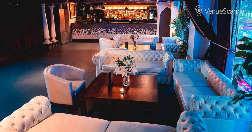 Hire Tiger Tiger Cloud Lounge 4