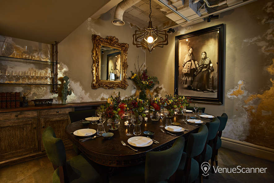 Hire Coya Mayfair Private Dining Room