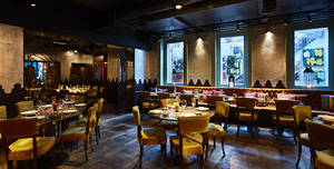 Coya Mayfair, Main Restaurant