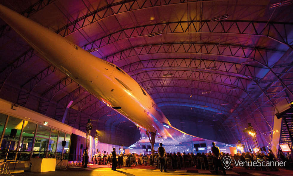 Hire Concorde Conference Centre Concorde Hangar 5