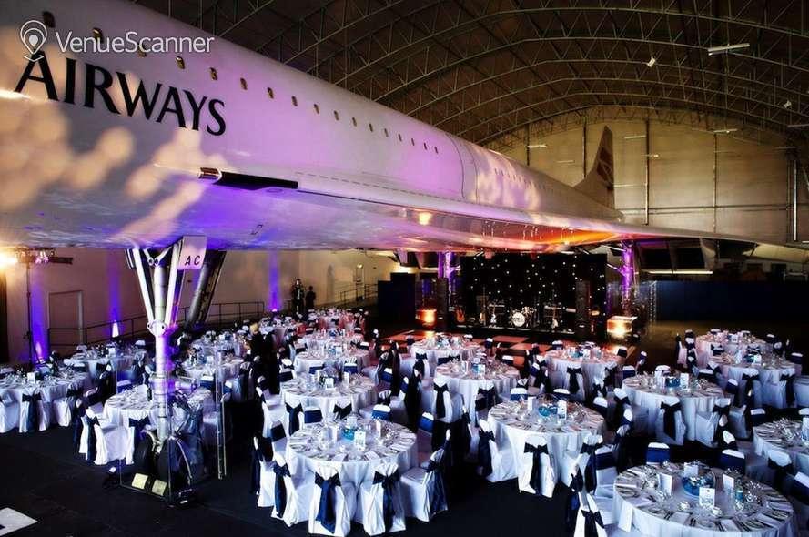 Hire Concorde Conference Centre Concorde Hangar