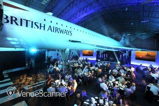 Hire Concorde Conference Centre Concorde Hangar 3