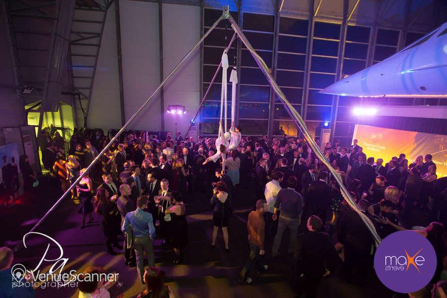 Hire Concorde Conference Centre Concorde Hangar 4