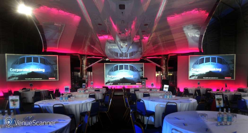 Hire Concorde Conference Centre Concorde Hangar 2
